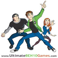 ben 10 ultimate alien games